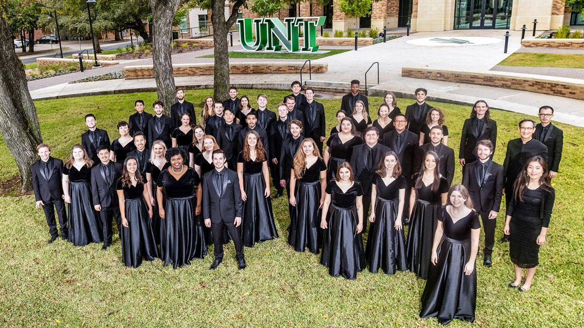 UNT A Capella Choir